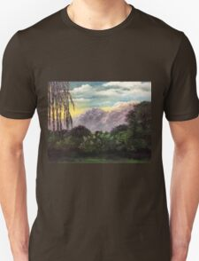 Framed by Nature Unisex T-Shirt