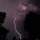 February Lightning- Kalgoorlie, Western Australia by Ashli Zis