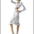 Striped & Chic by Veronica Miller Jamison