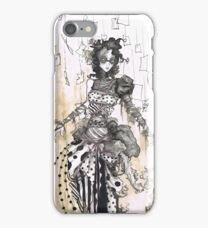 Librarian of my Mind iPhone Case/Skin