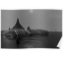 Leviathan Seamount Poster