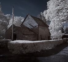 Cook's Cottage - Infrared by Puggs