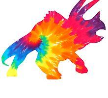 Triceratops by marslegarde