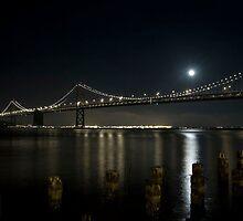 Bay Bridge by cwalstad