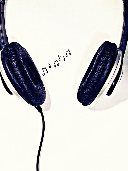 Music Is Life by Andi Jackson