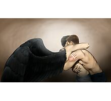 Hold me tight Photographic Print