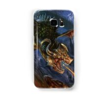 Hellish Earthquake  ©2015 MicheleGiorgi Samsung Galaxy Case/Skin