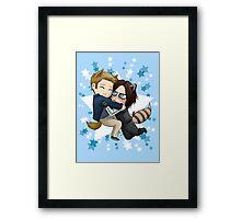 Buckyyy! Framed Print