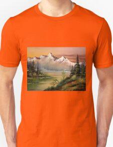 Prince William Sound Alaska Springtime T-Shirt