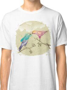 pair of love birds Classic T-Shirt