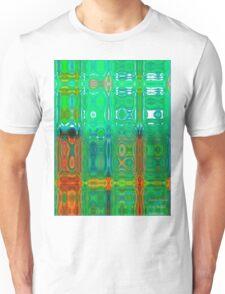 Windows at Sunset Unisex T-Shirt