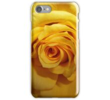 Gifted Yellow Rose iPhone Case/Skin