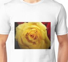 Gifted Yellow Rose Unisex T-Shirt