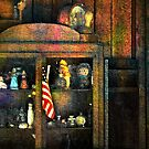The Trinkets In Grandma's Hutch  (photo story) by CarolM