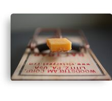 The Cheese Canvas Print