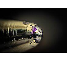 Biro Pen Photographic Print