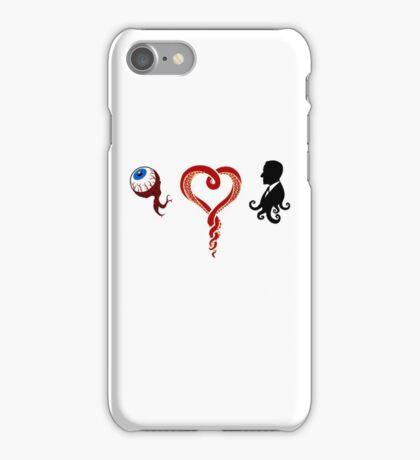 I Love Lovecraft iPhone Case/Skin