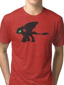 MLP Toothless Tri-blend T-Shirt