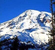 """""""Mount Rainier"""" by Lynn Bawden"""