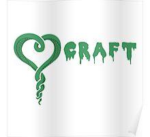 Heart Craft - Lovecraft Poster