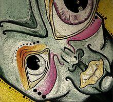 The Abstract Eye by KissMyArt
