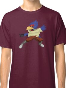 Falco - Super Smash Brothers Melee Nintendo Classic T-Shirt