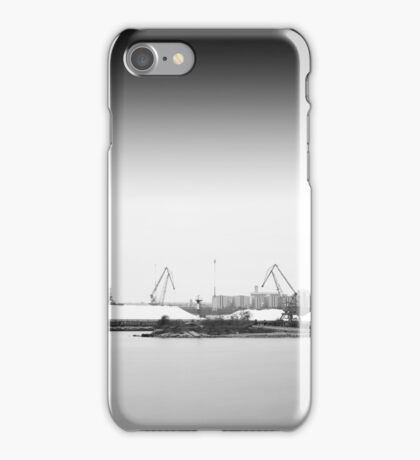 industrial reflection iPhone Case/Skin