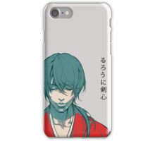 Rurouni Kenshin iPhone Case/Skin