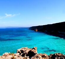 The Perfect Day - Great Australian Bight by Killashandria