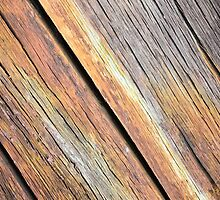 Weathered Wood Photography by KMRyan