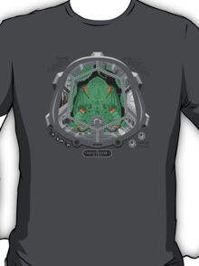 Piloted by CTHULHU T-Shirt