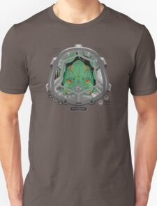 Piloted by CTHULHU Unisex T-Shirt