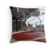 Jay Pritzker Pavilion Throw Pillow