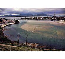 Saquarema City, winter - Beach - Brazil Photographic Print