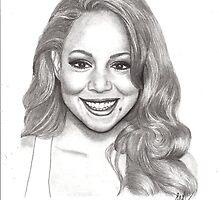 Mariah Carey by emarshall
