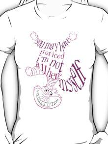 Cheshire Cat Quote T-Shirt