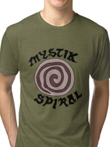 The Spiral Tri-blend T-Shirt