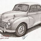 Morris Minor by emarshall