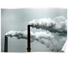 Smokestacks Poster