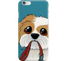 Time for Walkies iPhone Case/Skin