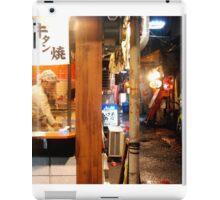 Tongue in Street iPad Case/Skin