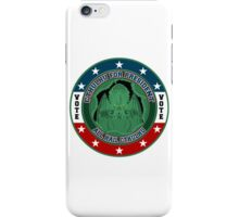 Cthulhu for President iPhone Case/Skin