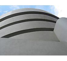 Solomon R. Guggenheim Museum Photographic Print