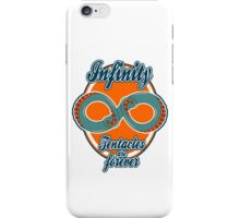 Infinity - Tentacles are forever iPhone Case/Skin