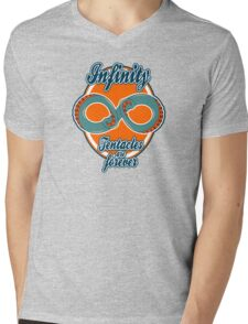 Infinity - Tentacles are forever Mens V-Neck T-Shirt