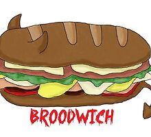 The Broodwich by AMBArts