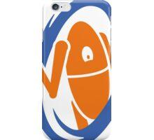 Portal - P-Body ! iPhone Case/Skin