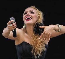 Singing Señorita! by heatherfriedman