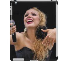 Singing Señorita! iPad Case/Skin