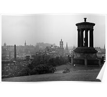 Auld Reekie Poster